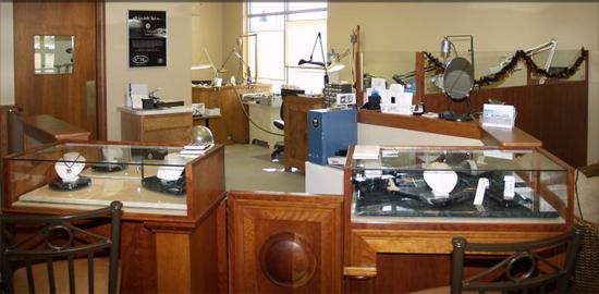 Sorg Jewelers Instore Service