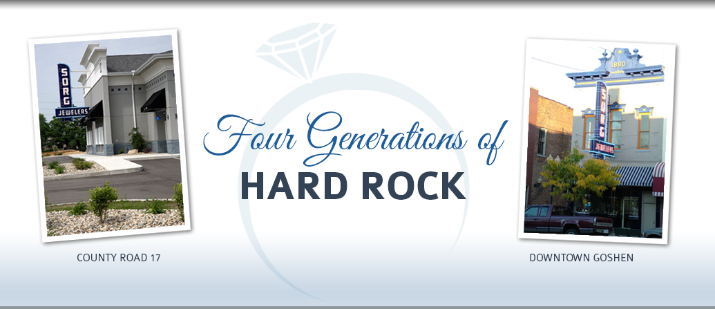 4 Generations of Hard Rock