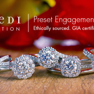Finished engagement rings Socially responsible