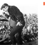 Hamilton 2016 – Elvis on stage